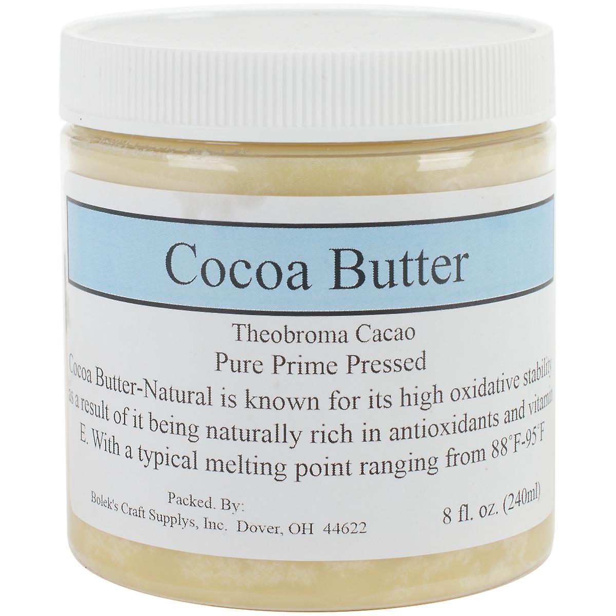 Boleks CB77 8 oz Cocoa Butter