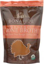 Bonafide KHFM00312464 Organic Turkey Bone Broth - 24 oz