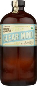 Brew Dr Kombucha KHFM00313592 Kombucha Clear Mind - 32 fl oz