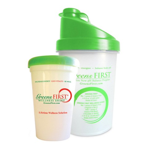Ceautamed Worldwide GRFGFSC Greens First Shaker Cup