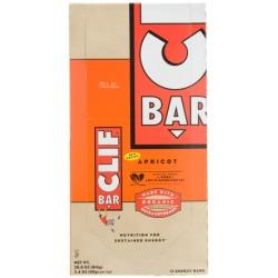 Clif Bar Apricot 12 ct - CLIFCLBR0012APRIBR