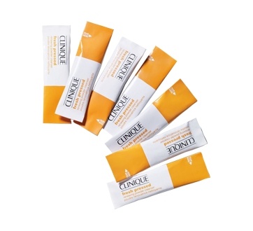 Clinique CQFRPCL1 1 oz Fresh Pressed Renewing Powder Cleanser with Pure Vitamin C 0.5G EA - 28 Count