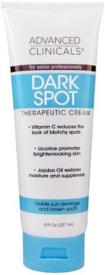 Concept Laboratories 7959281 Advanced Clinicals Dark Spot Cream 8 oz