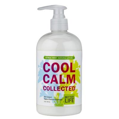 Cool and Calm Lotion - Citrus Mint - 12 fl oz