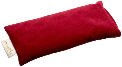 Custom Solutions 40906703 DreamTime Inner Peace Velvet Eye Pillow Cranberry
