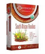 Davidsons Organics 203 South African Rooibos Tea - Box of 100