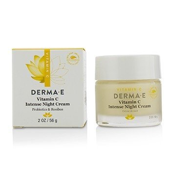 Derma E 218420 56 g & 2 oz Vitamin C Intense Night Cream