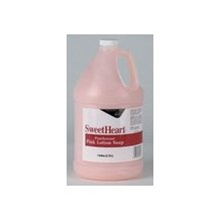 Dial Professional 80846 Sweet Heart Lotion Soap 1 gal Pink - 4 per Pack