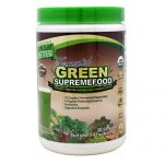 Divine Health 7120006 Green Supreme Food Unsweet - 30 Per Serving