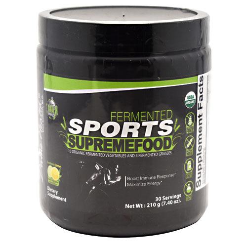 Divine Health 7120008 Sports Supreme Food Lemon-Lime - 30 Per Serving