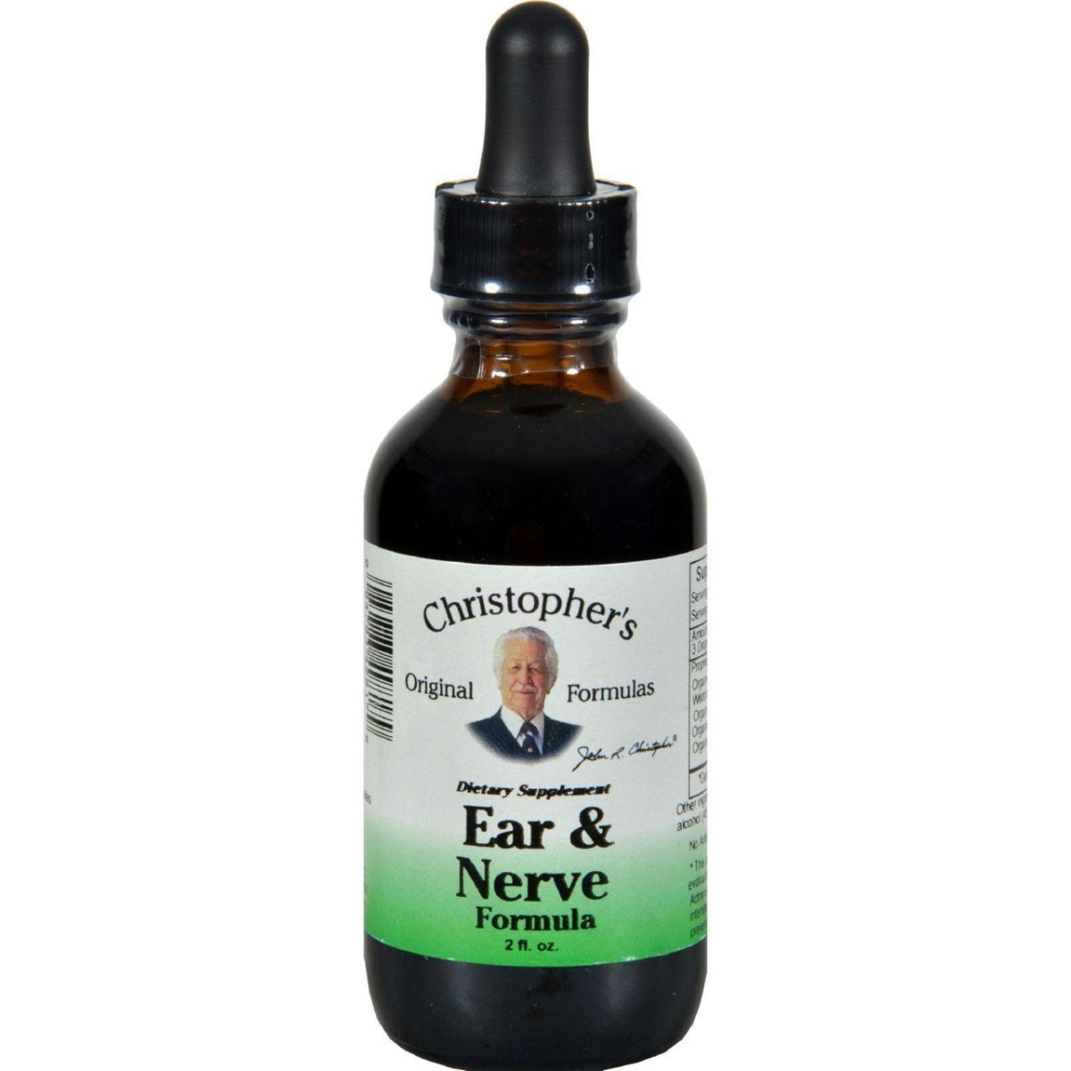 Dr. Christophers Formulas HG0758078 2 fl oz Ear & Nerve