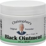 Dr. Christophers Formulas HG0758318 2 oz Original Formulas Black Ointment