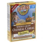 EARTHS BEST CEREAL OATMEAL & BANANA-8 OZ -Pack of 12