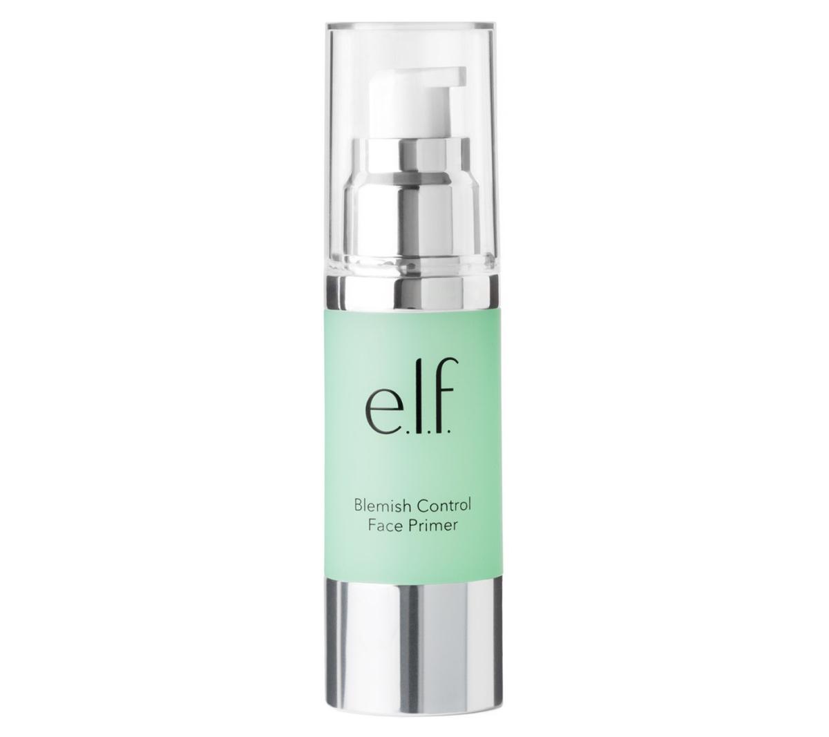 ELF Cosmetics 7985037 ELF Blemish Control Face Primer Clear 83415 - Pack of 3