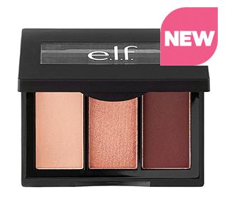 ELF Cosmetics 7995504 ELF Sculpting Silk Eyeshadow Silk Rose 81952 - Pack of 4