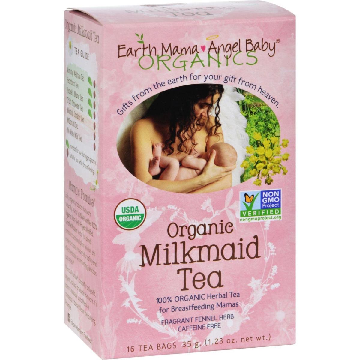 Earth Mama Angel Baby HG0466300 Organic Milkmade Tea - 16 Tea Bags