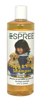 Espree(tm) Animal Products - FPK - Puppy And Kitten Shampoo - 12 Oz