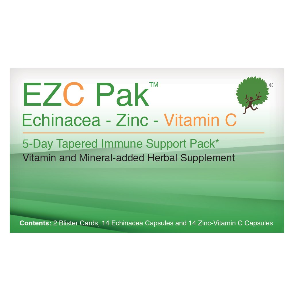 Ezc Pak KHFM00327289 5 Day Tapered Immune Support Pack - 28 Capsules
