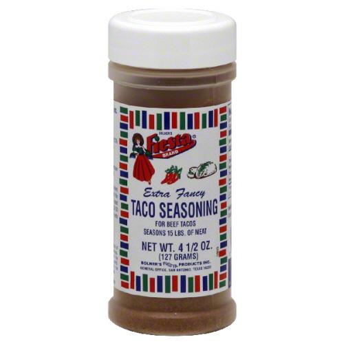 Fiesta Seasoning Taco-4.5 Oz -Pack Of 6