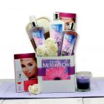 Gift Basket Drop Shipping 819852MD Mothers Day Spa Care Package - Lavender