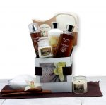 Gift Basket Drop Shipping 819872MD Mothers Day Spa Care Package - Vanilla