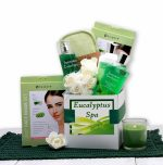 Gift Basket Drop Shipping 819892 Spa Care Package - Eucalyptus