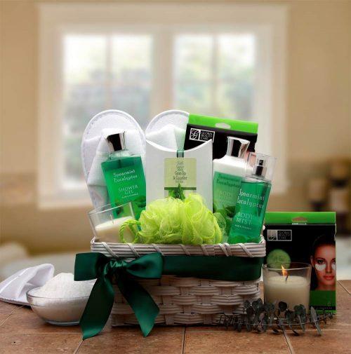 Gift Basket Drop Shipping 8413972 Spa Gift Basket - Eucalyptus