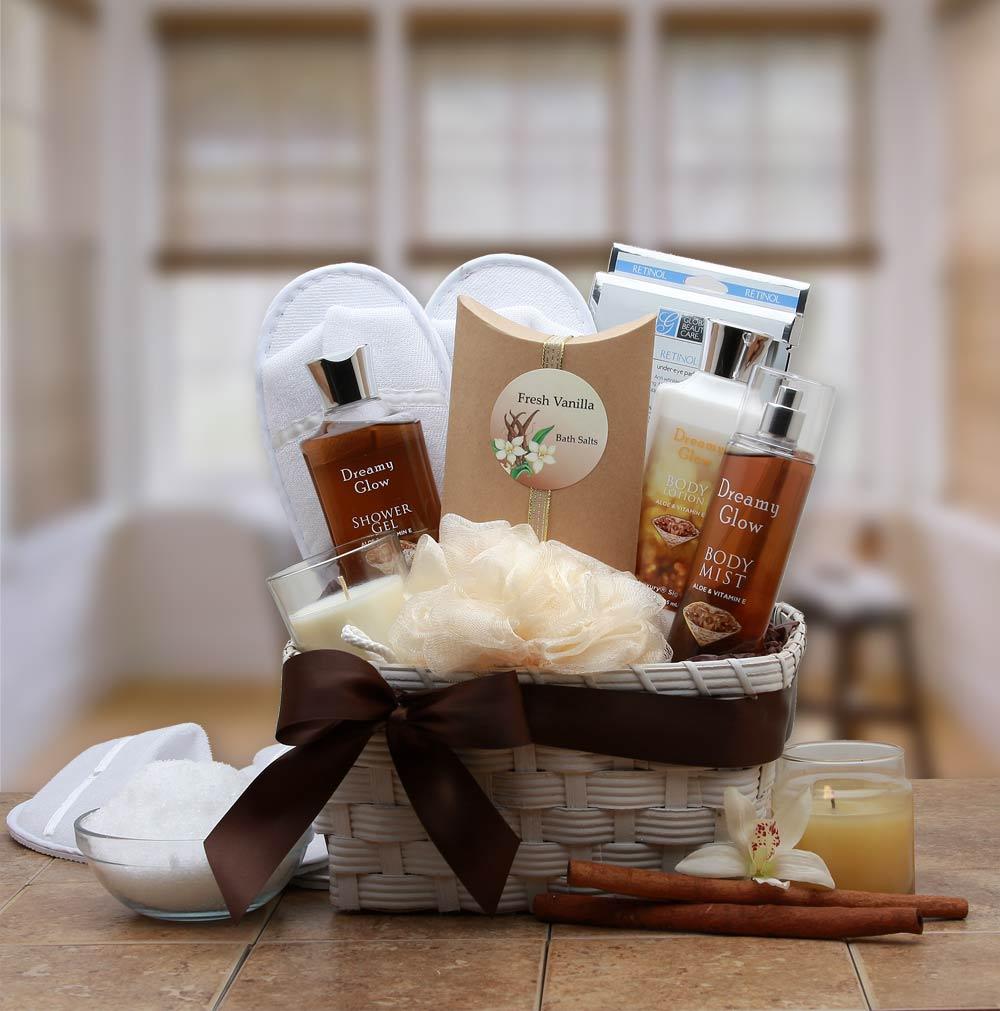 Gift Basket Drop Shipping 8414012 Spa Gift Basket - Vanilla