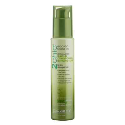 Giovanni Hair Care Products Cond Leave In 2Chic Avcdo - 4 Oz
