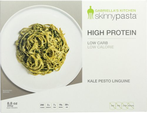 Gk Skinnypasta KHFM00306194 Kale Pesto Linguine - 8.8 oz