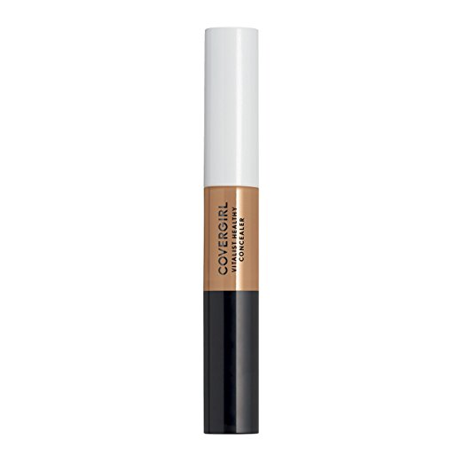 HFC Prestige International US 8145180 Covergirl Vitalist Healthy Concealer Pen 800 Deep - Pack of 2