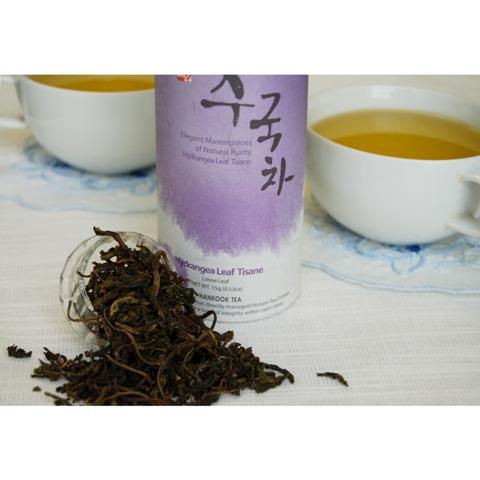 Hankook Tea 15 g Canister Hydrangea Leaf Tisane