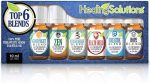 Healing Solutions 1743937 Stress Relief Essential Oil 10ml - Pack of 3
