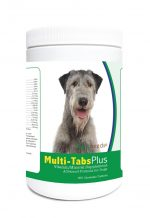 Healthy Breeds 840235121718 Irish Wolfhound Multi-Tabs Plus Chewable Tablets - 365 Count