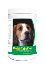 Healthy Breeds 840235122005 American English Coonhound Multi-Tabs Plus Chewable Tablets - 365 Count