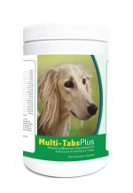 Healthy Breeds 840235122104 Saluki Multi-Tabs Plus Chewable Tablets - 365 Count