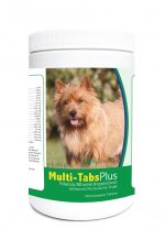 Healthy Breeds 840235123286 Norwich Terrier Multi-Tabs Plus Chewable Tablets - 365 Count