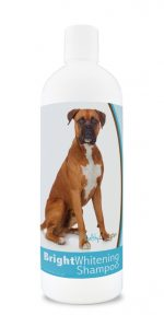 Healthy Breeds 840235169673 12 oz Boxer Bright Whitening Shampoo