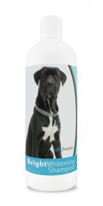 Healthy Breeds 840235169680 12 oz Cane Corso Bright Whitening Shampoo