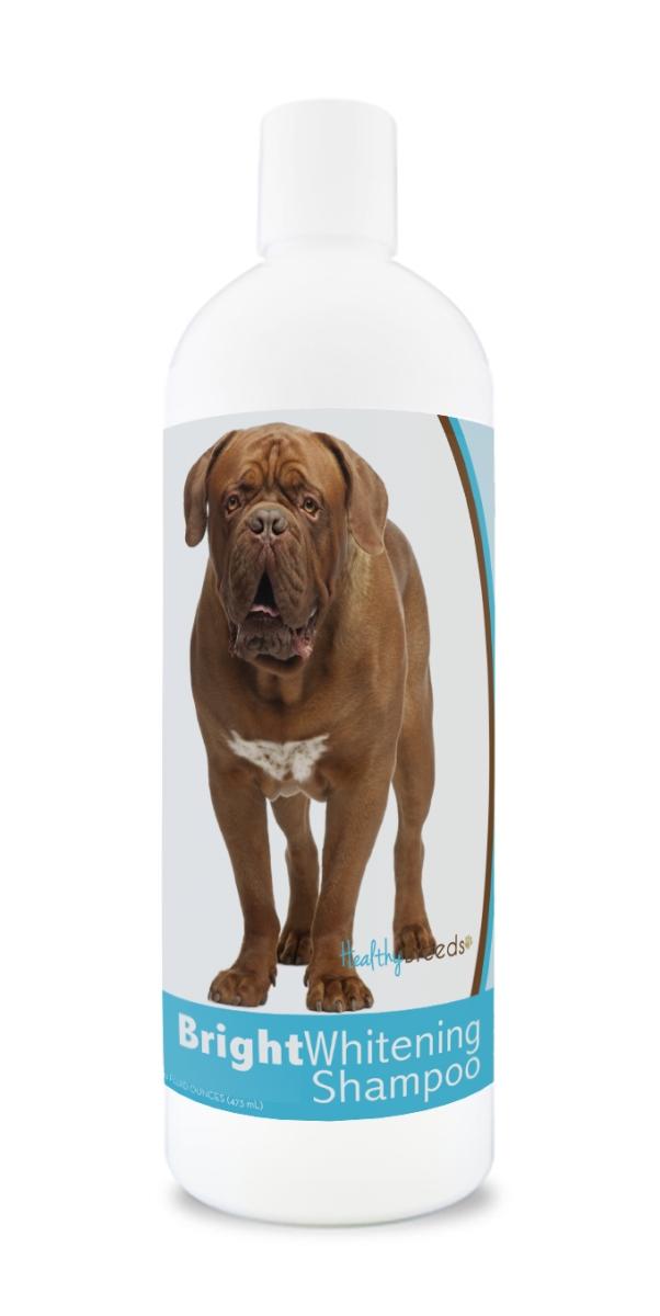 Healthy Breeds 840235169710 12 oz Dogue de Bordeaux Bright Whitening Shampoo