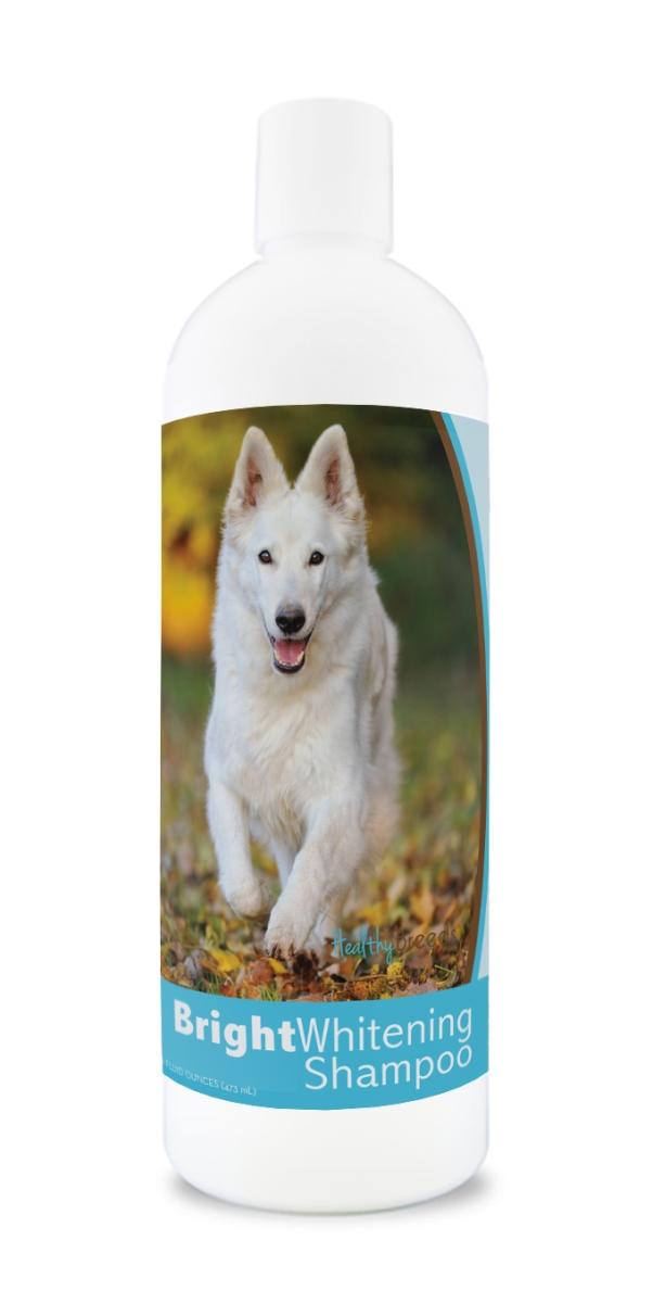 Healthy Breeds 840235169734 12 oz German Shepherd Bright Whitening Shampoo