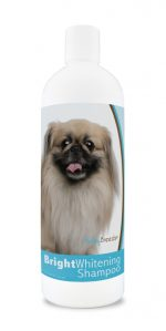 Healthy Breeds 840235169772 12 oz Pekingese Bright Whitening Shampoo