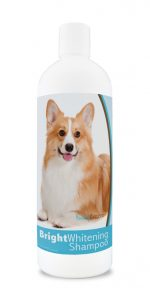 Healthy Breeds 840235169796 12 oz Pembroke Welsh Corgi Bright Whitening Shampoo