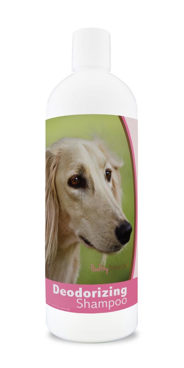 Healthy Breeds 840235169864 16 oz Saluki Deodorizing Shampoo