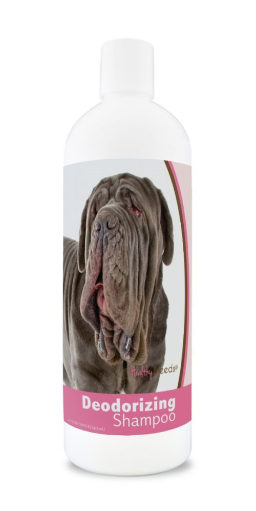 Healthy Breeds 840235171058 16 oz Neapolitan Mastiff Deodorizing Shampoo
