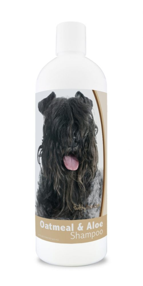 Healthy Breeds 840235171096 16 oz Kerry Blue Terrier Oatmeal Shampoo with Aloe