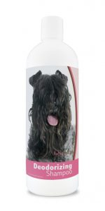Healthy Breeds 840235171126 16 oz Kerry Blue Terrier Deodorizing Shampoo