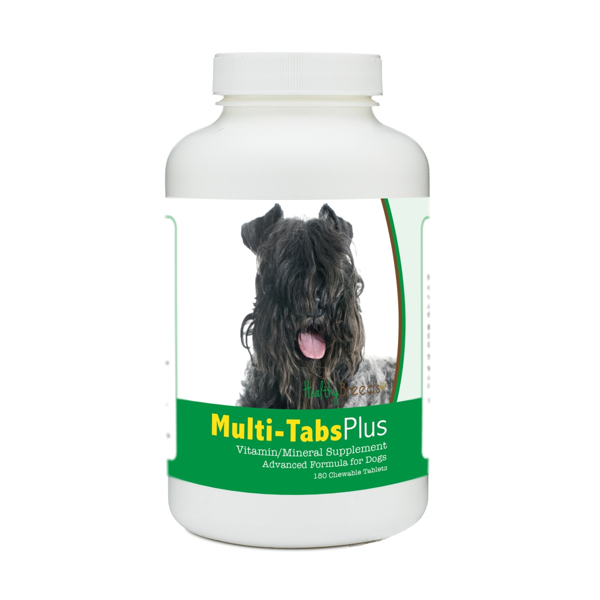 Healthy Breeds 840235171157 Kerry Blue Terrier Multi-Tabs Plus Chewable Tablets - 180 Count