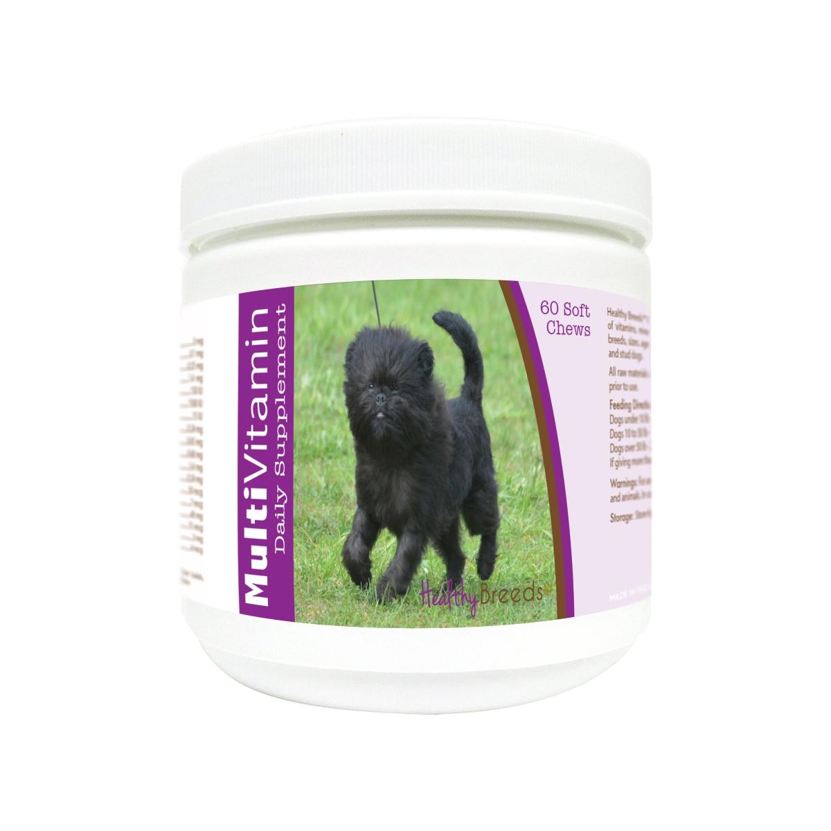 Healthy Breeds 840235171478 Affenpinscher Multi-Vitamin Soft Chews - 60 Count