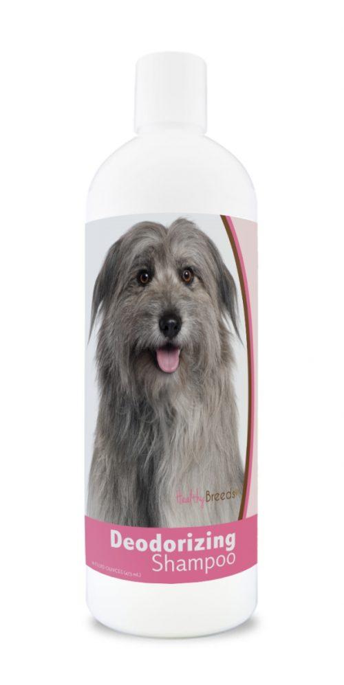 Healthy Breeds 840235171522 16 oz Pyrenean Shepherd Deodorizing Shampoo
